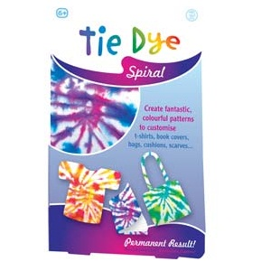 Fabric Tie dye kit for potential fashion designers at TAOS Gifts