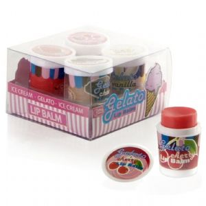 gelato novelty ice cream lip balm from opal london at taos gifts