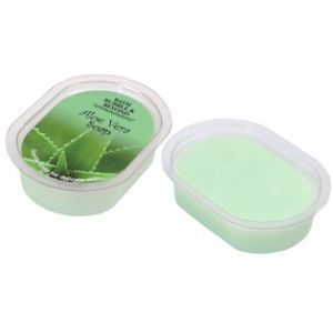 aloe vera gentle soothing soap from bubble bath and beyond at taos gifts