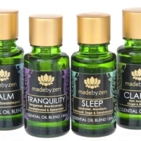 Purity Range Essential Oils Made By Zen