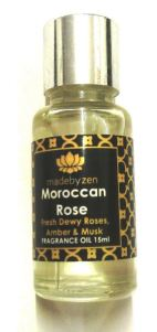 Moroccan Rose, Made By Zen, fragrance Oil
