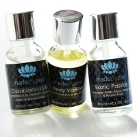 Floral And Fruity Fragrance Oils Made By Zen
